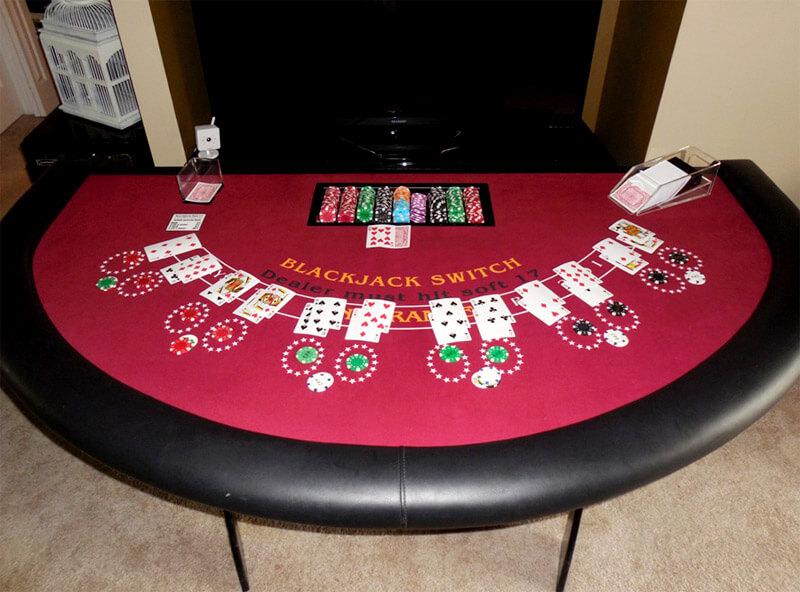 Casino table rental tampa