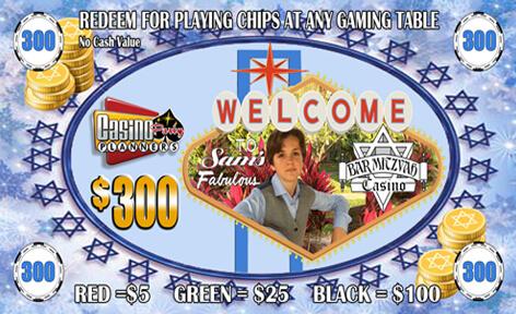 Casino private hire london